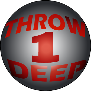 Throw 1 Deep
